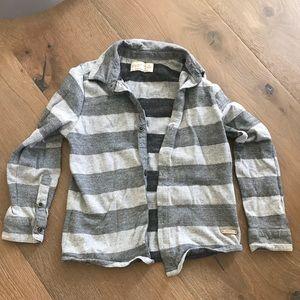 Zara Long Sleeve Button Up